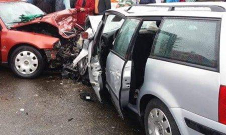 accident auto grav, sursa ISU Bucovina Suceava