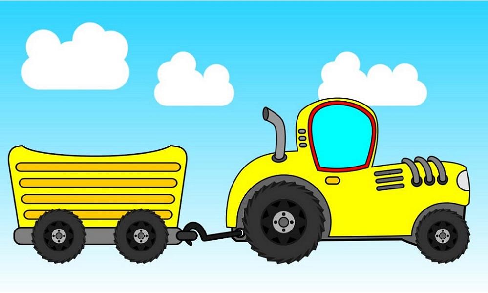accident rutier tractor