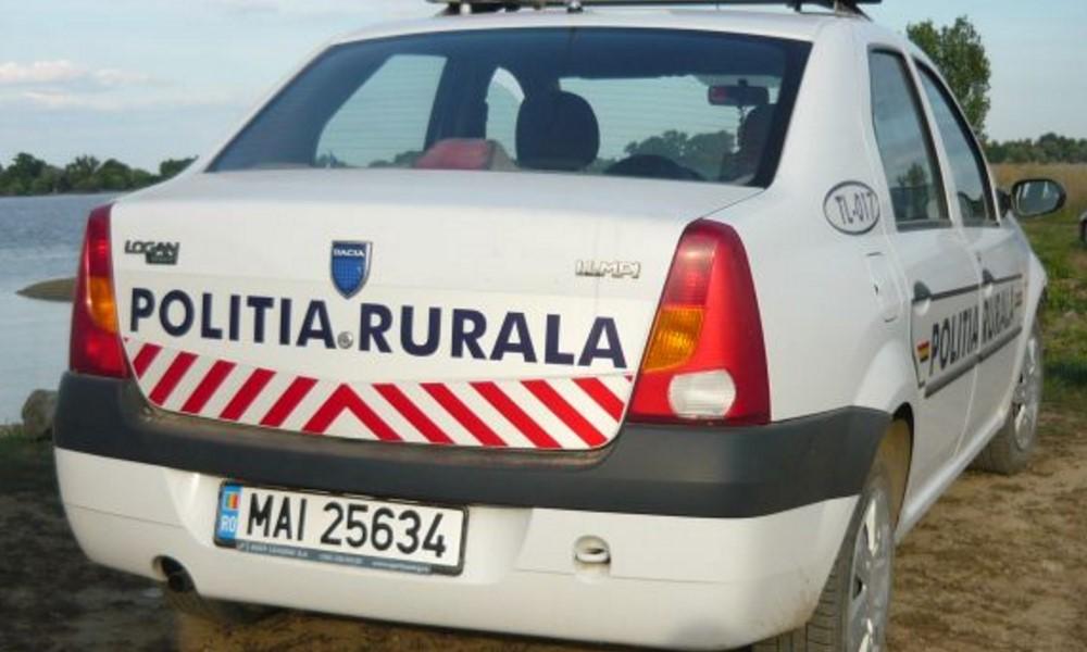 politie rurala, ultraj