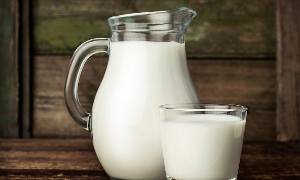 lapte acru expirat