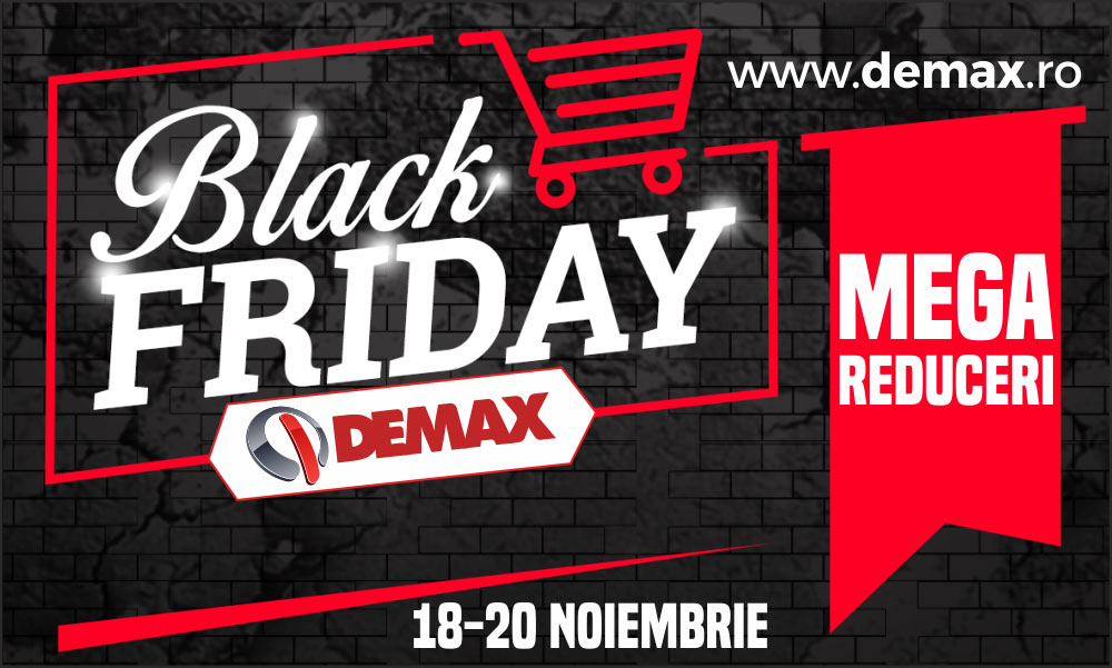 black friday de bucovina demax