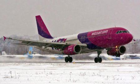 aeroportul suceava wizz air zbor anulat