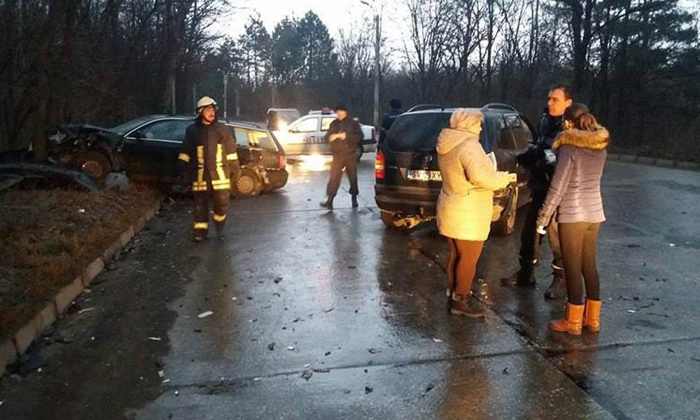 accident grav răniți siret