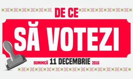 11 decembrie vot