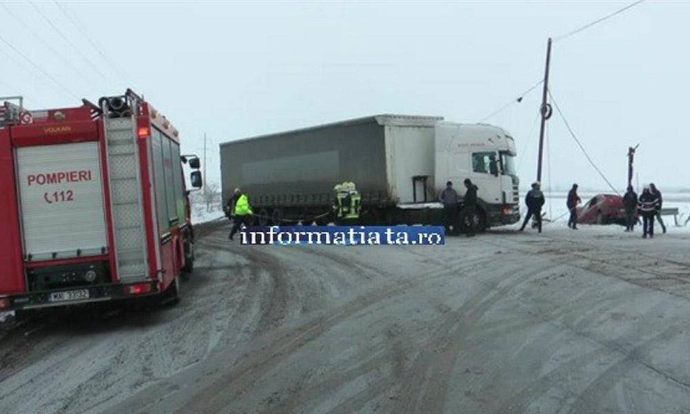 accident ieșirea din Rădăuți