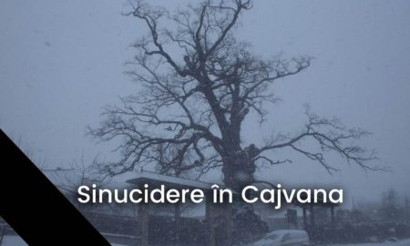 sinucidere-in-cajvana