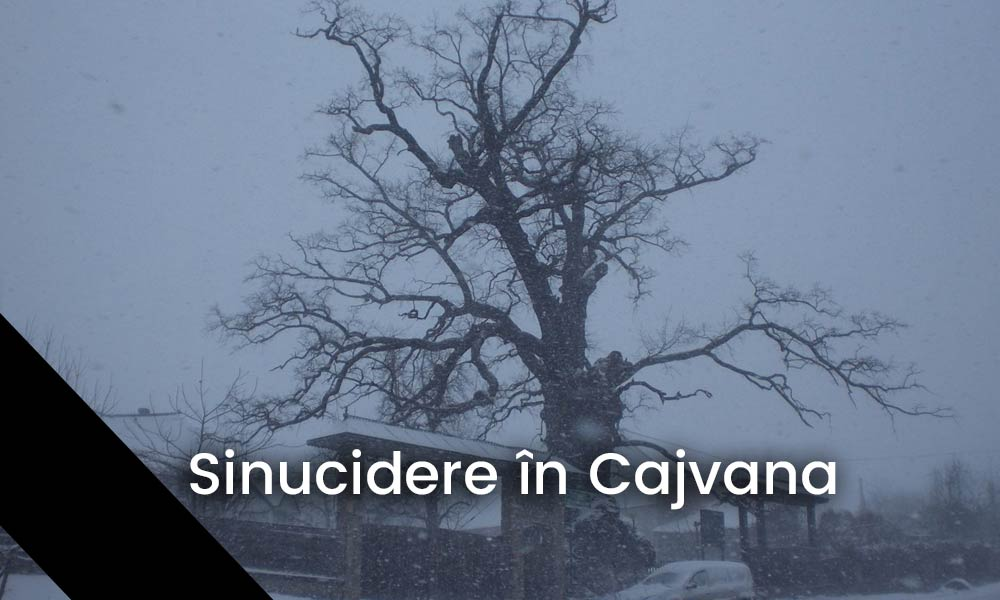 sinucidere-in-cajvana