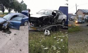 impact-violent-intre-doua-masini-la-fratauti-fin