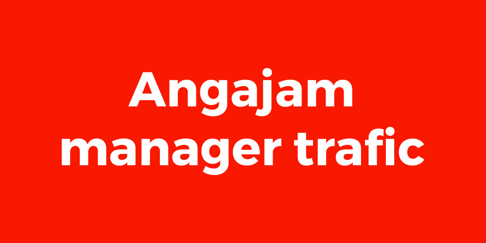 manager-trafic