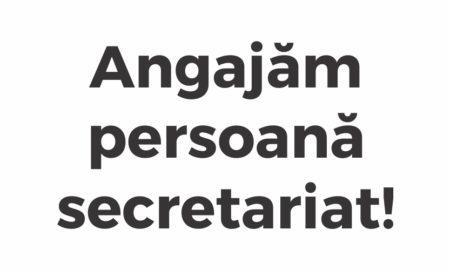 persoana-secretariat