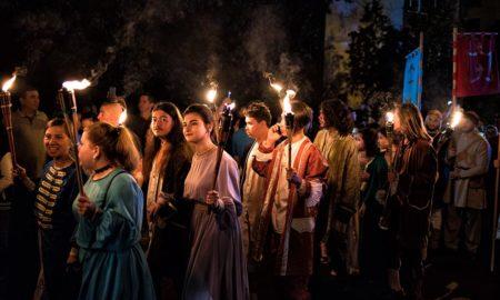 galerie-foto-suceava-gazduieste-cel-mai-mare-festival-medieval-din-romania-1