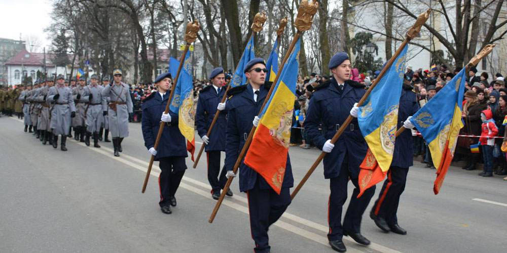 mii-de-suceveni-prezenti-la-manifestarile-de-ziua-nationala-romaniei