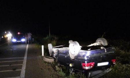 patru-adolescenti-raniti-dupa-ce-autoturismul-cu-care-circulau-s-a-rasturnat